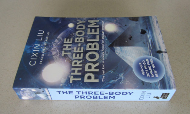 Review of The Three-Body Problem by Cixin Liu (translated by Ken Liu)