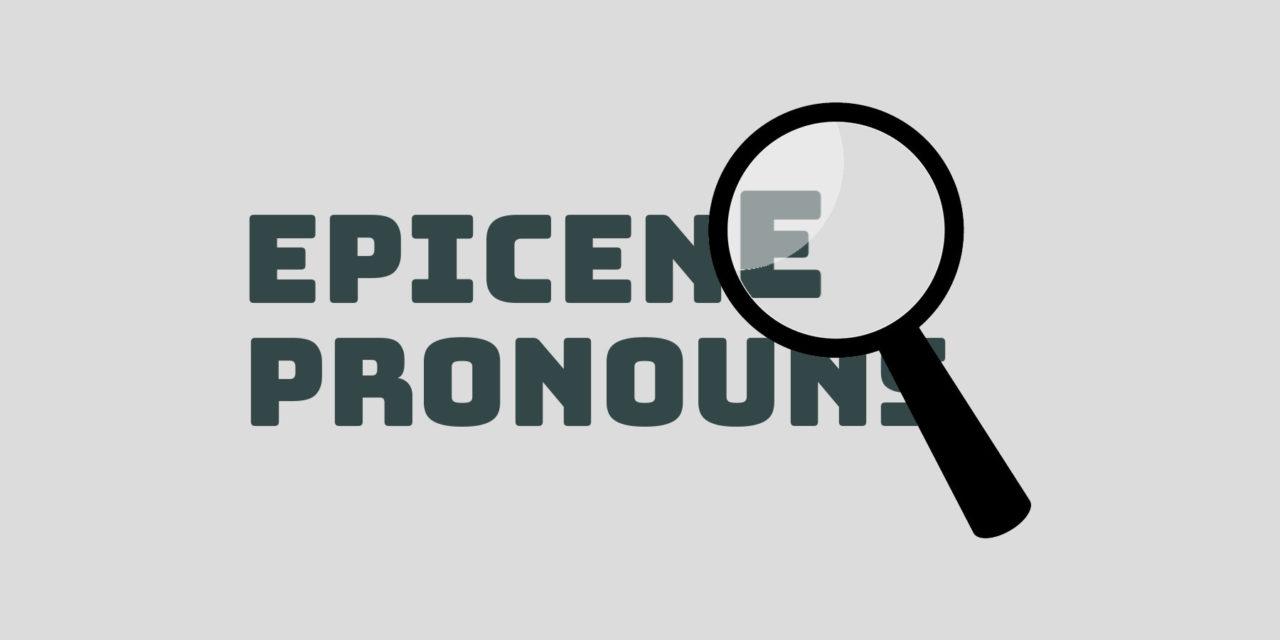 The missing epicene pronouns of English