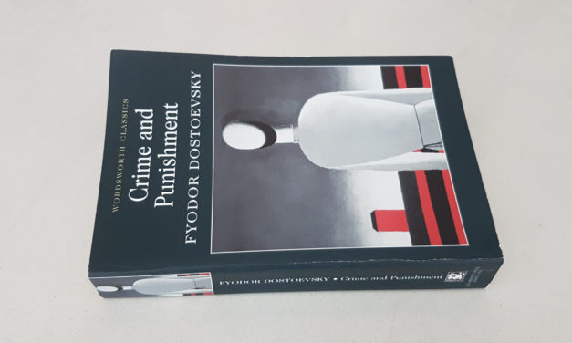 Review of Crime and Punishment by Fyodor Dostoevsky (translated by Constance Garnett)