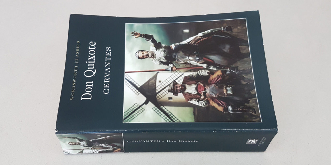 Review of Don Quixote by Cervantes (translated by P.A. Motteux)