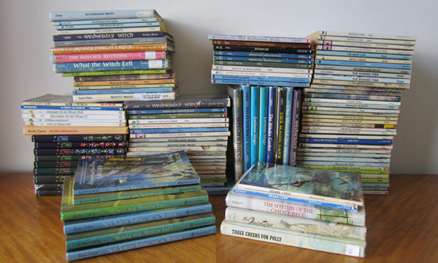 Ruth Chew Books in Translation (overview)