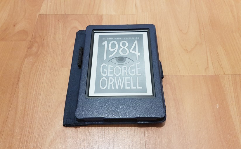 Review of 1984 by George Orwell