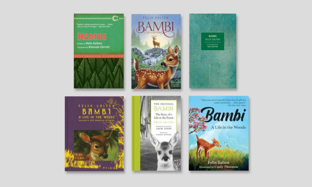 How can I read Bambi: A Life in the Woods in English?
